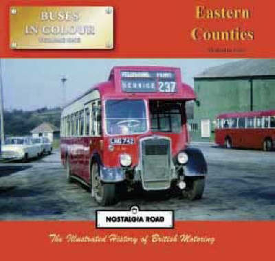 Eastern Counties - Buses in Colour v. 1 (Paperback)