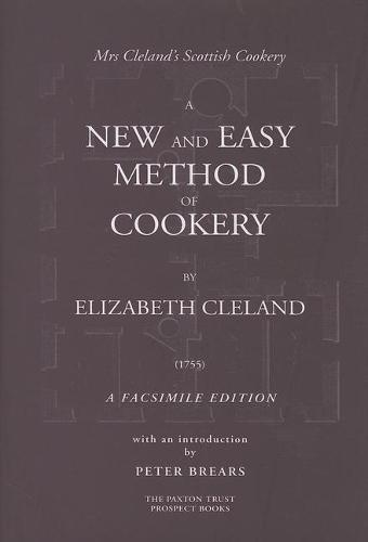 A New and Easy Method of Cookery (Hardback)