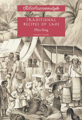 Traditional Recipes of Laos (Paperback)