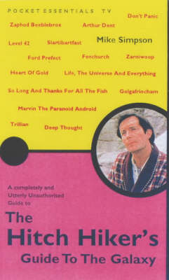 Hitch Hikers Guide To The Galaxy - Pocket essentials: TV (Paperback)