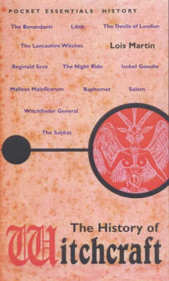 The History of Witchcraft (Paperback)