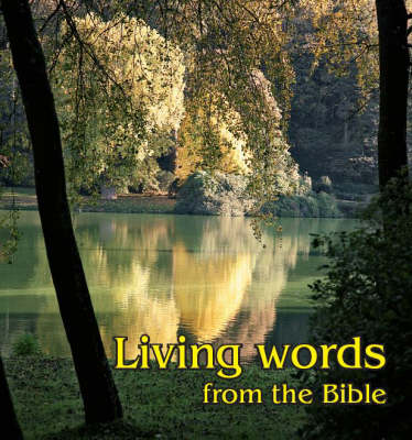 Living Words from the Bible (Hardback)