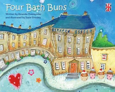 Four Bath Buns (Paperback)