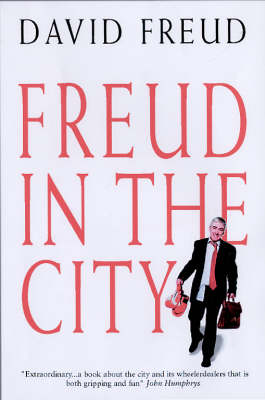 Freud in the City (Hardback)