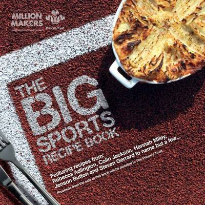 The Big Sports Recipe Book (Paperback)