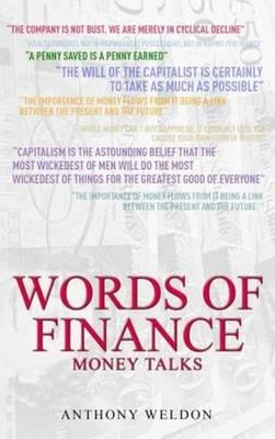 Words of Finance (Hardback)