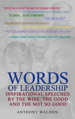 Words of Leadership (Hardback)