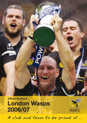London Wasps Official Yearbook 2006/07 (Hardback)