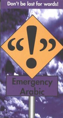 Emergency Arabic (Paperback)