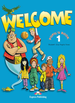 Welcome: Pupil's Book Level 1 (Paperback)