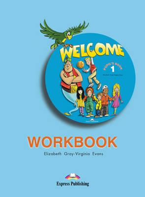 Welcome: Workbook Level 1 (Paperback)