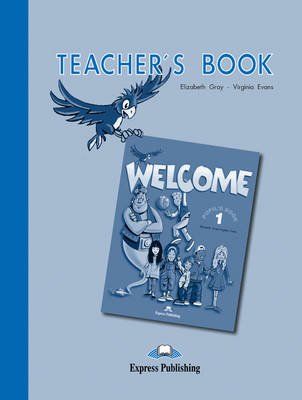 Welcome: Teacher's Book Level 1 (Paperback)