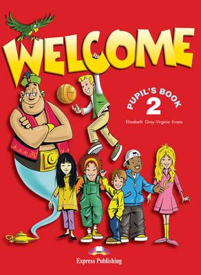 Welcome: Pupil's Book Level 2 (Paperback)