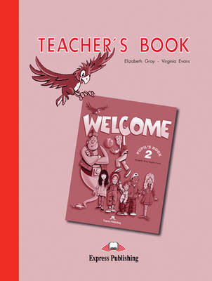 Welcome: Teacher's Book Level 2 (Paperback)