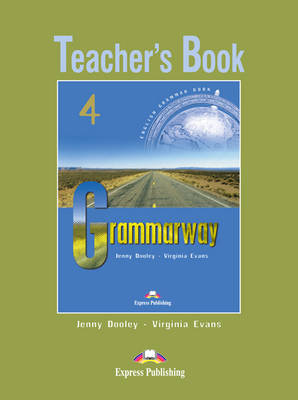 Grammarway: Teacher's Book Level 4 (Paperback)