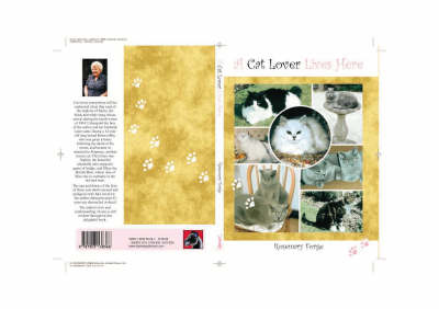 A Cat Lover Lives Here (Paperback)