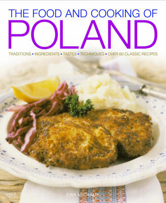 Food and Cooking of Poland (Hardback)