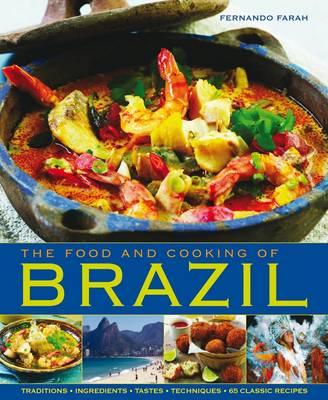 Food and Cooking of Brazil (Hardback)