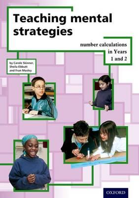 Teaching Mental Strategies Years 1 & 2 (Paperback)