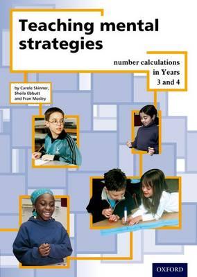 Teaching Mental Strategies Years 3 & 4 (Paperback)