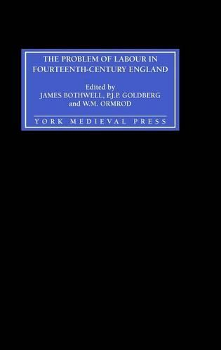 The Problem of Labour in Fourteenth-Century England (Hardback)