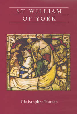 St William of York (Hardback)