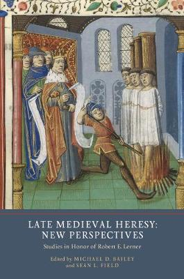 Late Medieval Heresy: New Perspectives: Studies in Honor of Robert E. Lerner - Heresy and Inquisition in the Middle Ages v. 5 (Hardback)