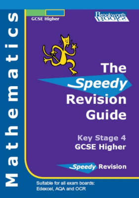 Speedy Revision Guide for GCSE Higher Mathematics (Paperback)