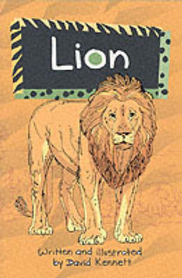 Solo Wildlife: Lion (Paperback)