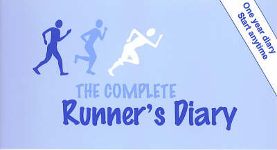 The Complete Runner's Diary (Spiral bound)