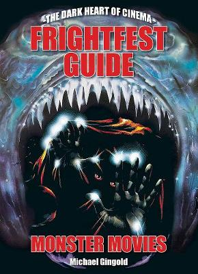 The Frightfest Guide To Monster Movies (Paperback)