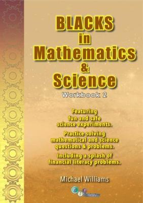 Blacks in Mathematics and Science: Work Book 2 (Paperback)