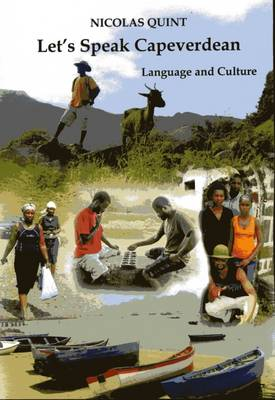 Let's Speak Cape Verdean: Language and Culture (Paperback)