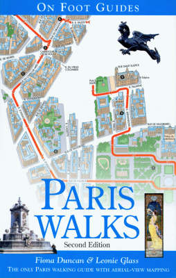 Paris Walks - On Foot Guides (Paperback)