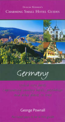 Germany - Charming Small Hotel Guides (Paperback)