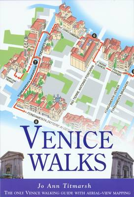 On Foot Guides: Venice Walks (Paperback)