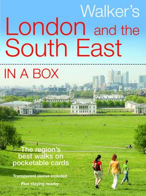 Walker's London and the South East: In a Box (Hardback)