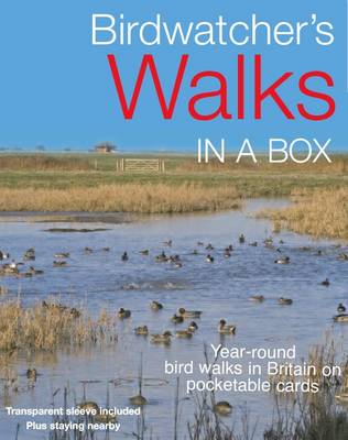 Birdwatcher's Walks in a Box (Book)
