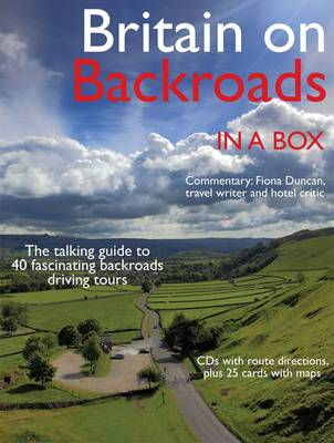 Britain on Backroads in a Box (Book)