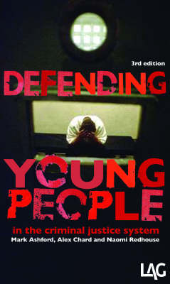 Defending Young People in the Criminal Justice System (Paperback)
