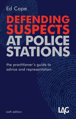 Defending Suspects at Police Stations (Paperback)