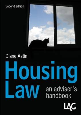 Housing Law: An Adviser's Handbook (Paperback)