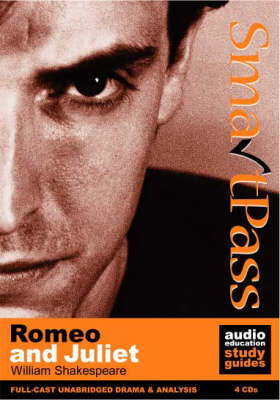 """Romeo and Juliet"" - Audio Education Study Guides (CD-Audio)"