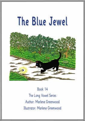 The Blue Jewel - Long Vowel Series No. 14 (Paperback)