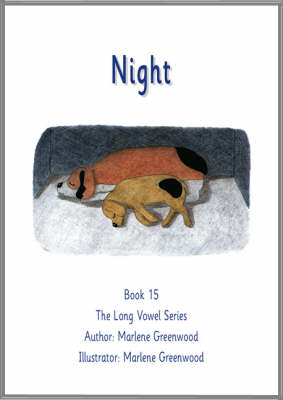 Night - Long Vowel Series No. 15 (Paperback)