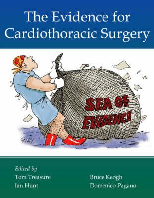 The Evidence for Cardiothoracic Surgery (Hardback)