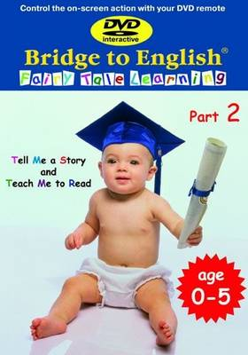 Bridge to English Fairy Tale Learning: Pt. 2 (DVD)