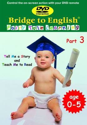 Bridge to English Fairy Tale Learning: Pt. 3 (DVD)