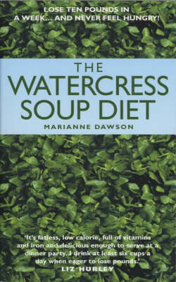 The Watercress Soup Diet (Paperback)