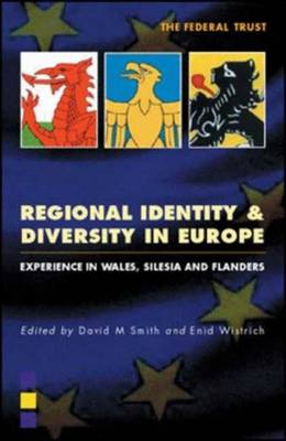 Regional Identity and Diversity in Europe: Experience in Wales, Silesia and Flanders (Paperback)